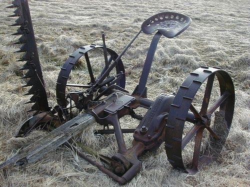 Las herramientas agr colas del presente y pasado el - Herramientas de campo antiguas ...